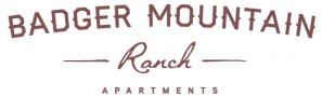 Badger Mountain Ranch - Asset Logo