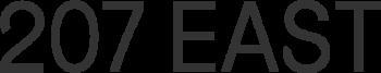 207 East - Asset Logo
